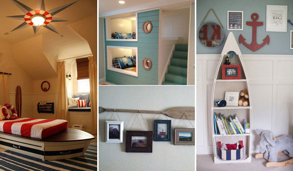 These 21 Nautical Inspired Room Ideas Your Kids Will Say Wow Amazing Diy Interior Home Design