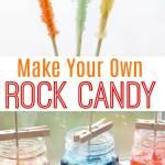 Diy Rock Candy Drone Fest