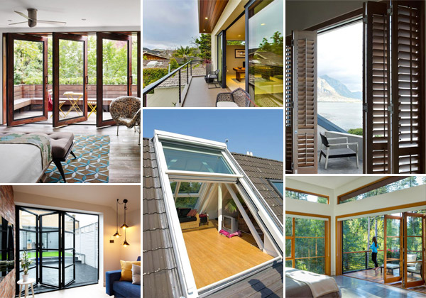 12 Amazing Bedroom Balcony Doors Design Ideas