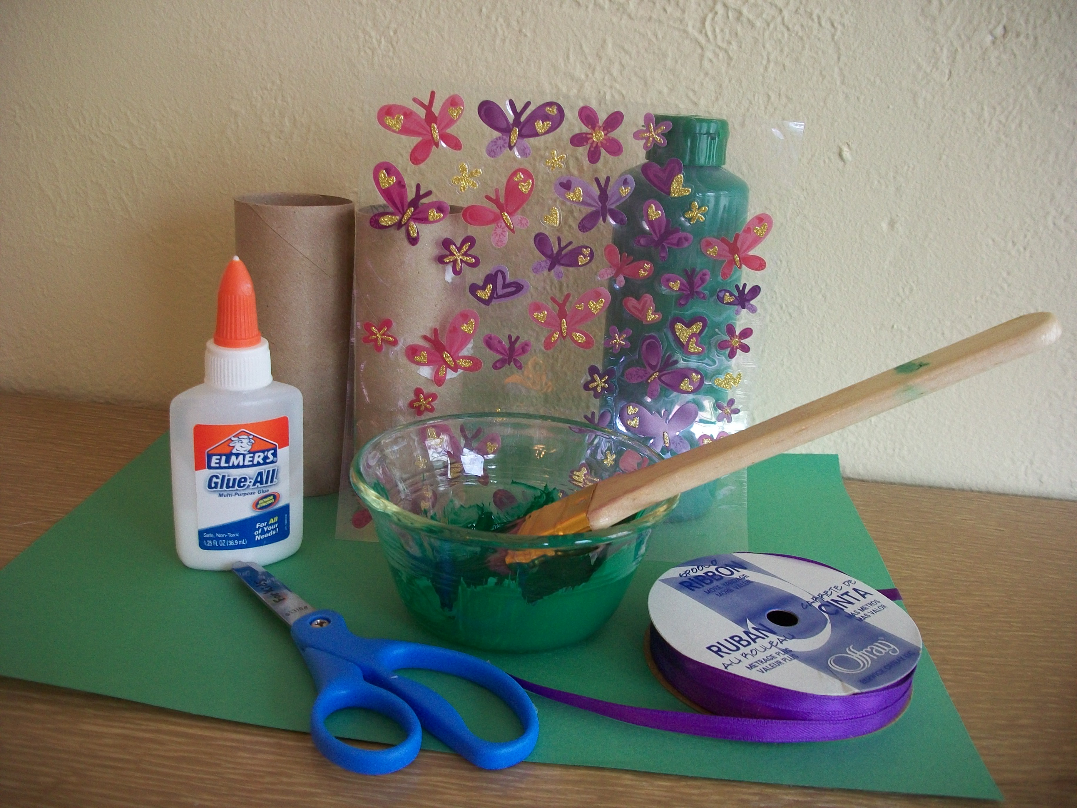 Craft Supplies For Play Binoculars