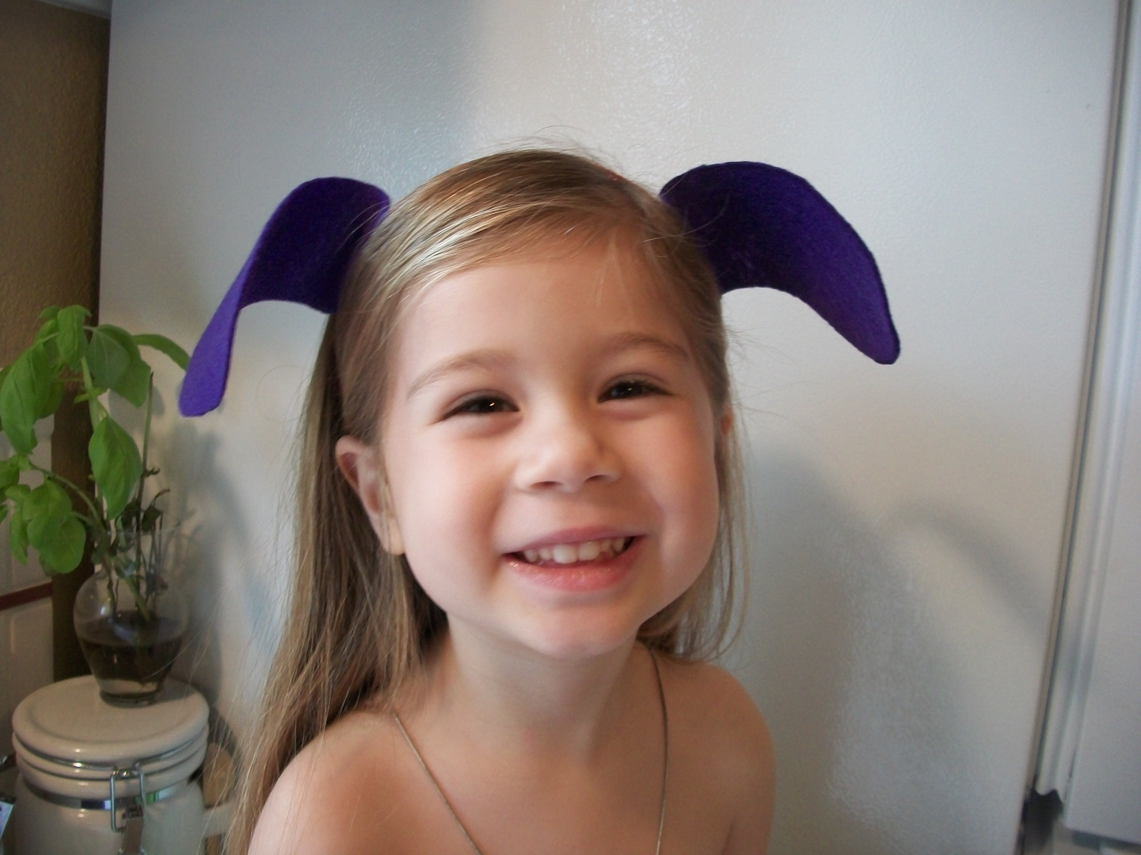 Quick And Easy Puppy Dog Ears For Your Preschooler To Wear