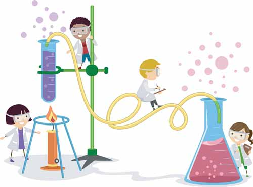 six inexpensive science experiments for kids and where to find more