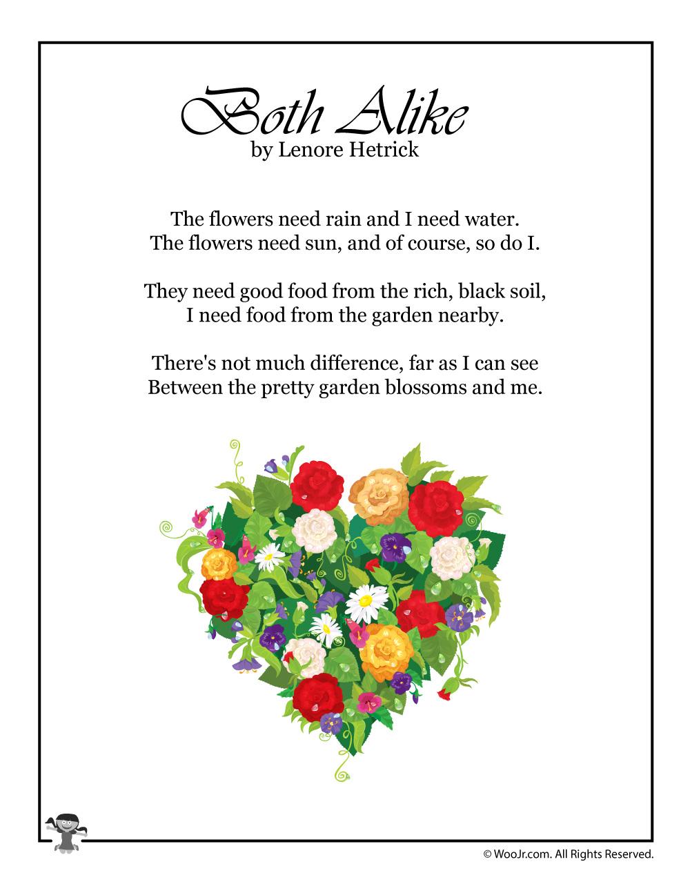 Summer Poems For Kids 2