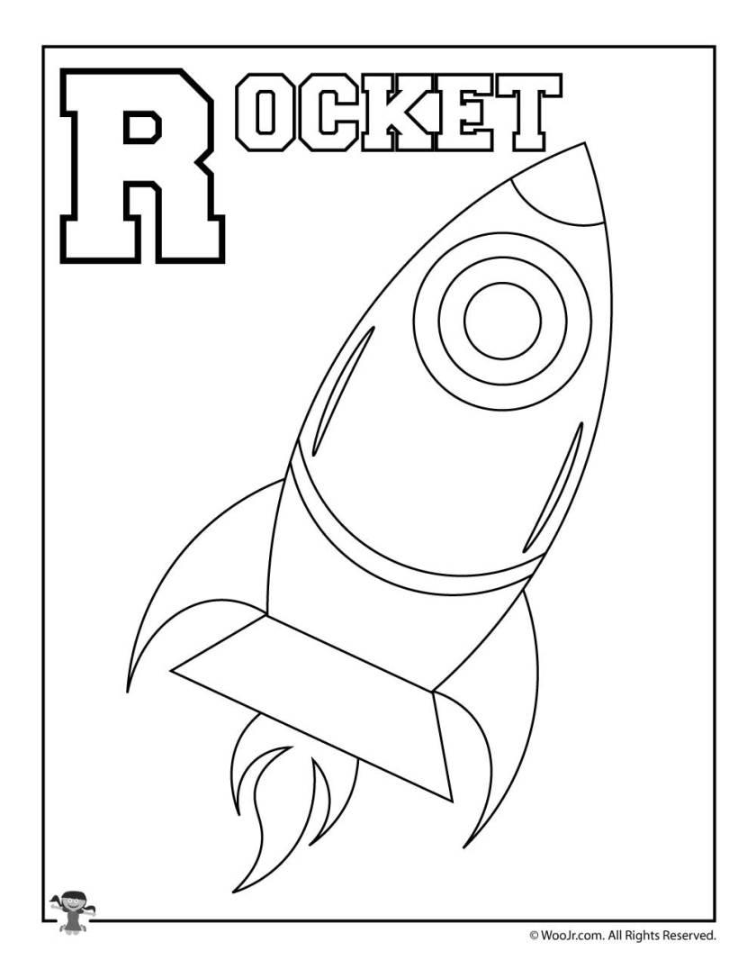 r is for rocket  woo! jr. kids activities