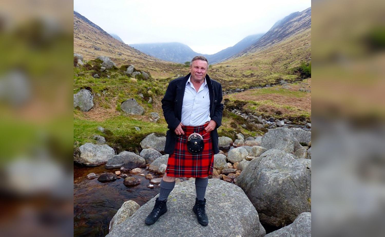 Charles Wooley Clan MacGregor