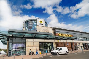 Morrisons Supermarket ©Samuel F.