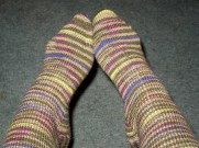 ML 11 Socks FO!