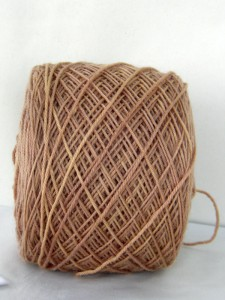 Toddy - October 2008 Solid Club yarn