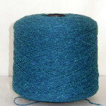 Cone of 4ply wool and silk from Kingcraig Fabrics