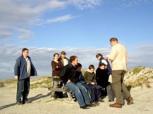 Storytelling at Whitemill Bay