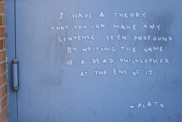 (c) Banksy