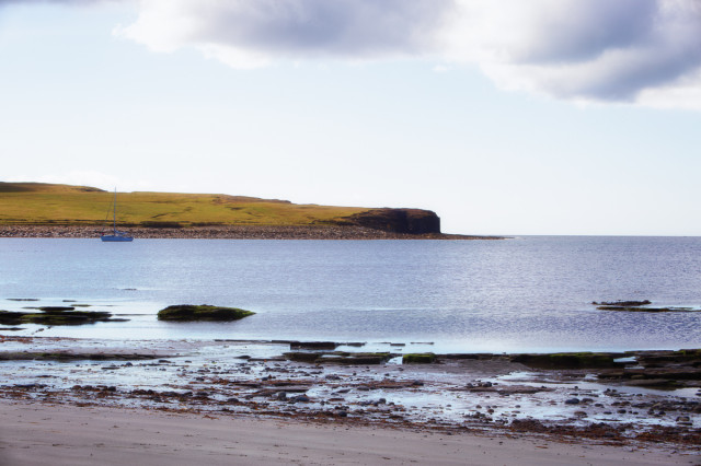 and Bay of Skaill yet again
