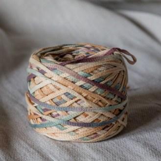 A Cotton tape, Wigwam in Morocco