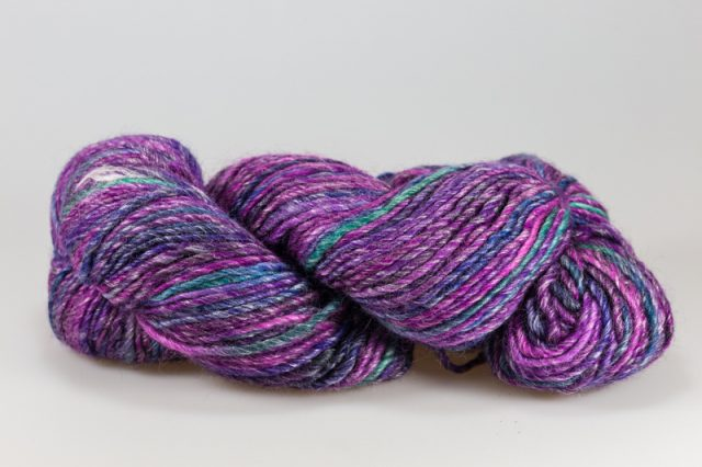 A gorgeous skein from Katie