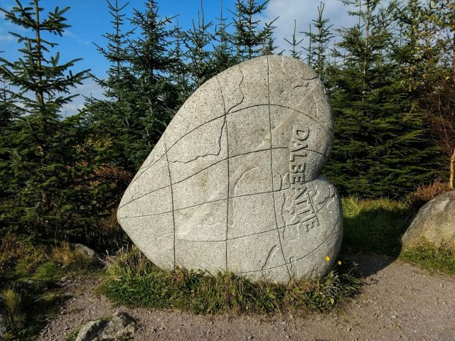 The Heart Stane
