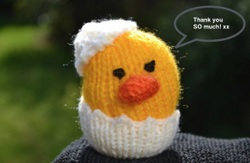 Woolly Hugs' Easter Craft Sale for the amazing charity WAY