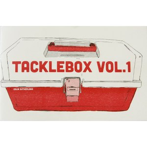 Tackle Box Vol. 1 riso book
