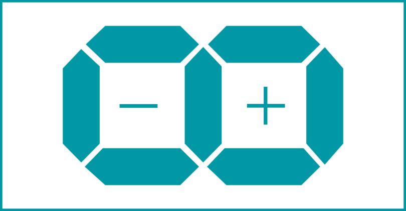Arduino 7-Segment Graphic