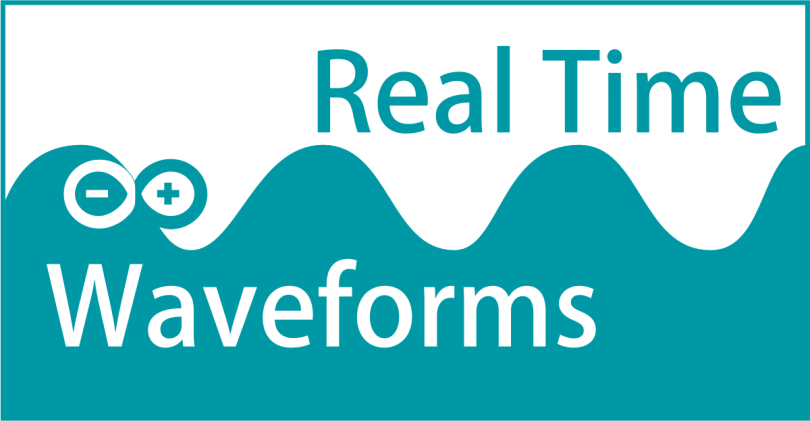 Arduino Real Time Waveforms