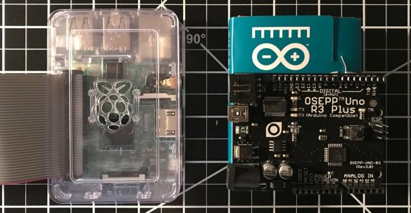 Raspberry Pi Arduino Uno