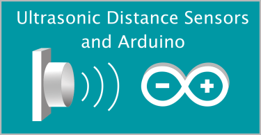 Ultrasonic Distance Sensors And Arduino Graphic