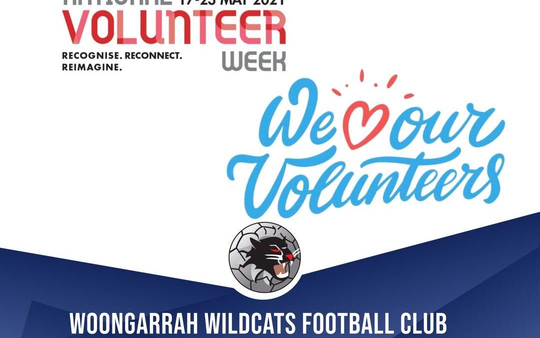 2021 Volunteer Week, THANK YOU