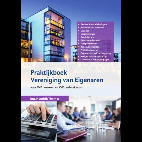 praktijkboek vereniging van eigenaren