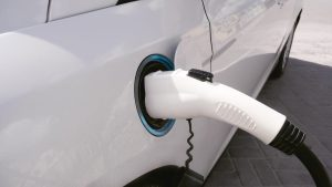brandveiligheid elektrische auto