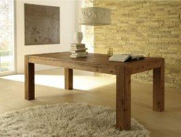 Esstisch Designer Tisch MASSIV ausziehbar 240 300x100 cm ...