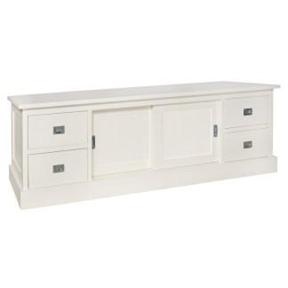 TV-dressoir Tobi 2-schuifdeuren 4-laden
