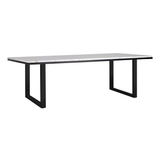 Eettafel Lexington white 200x94 (White)