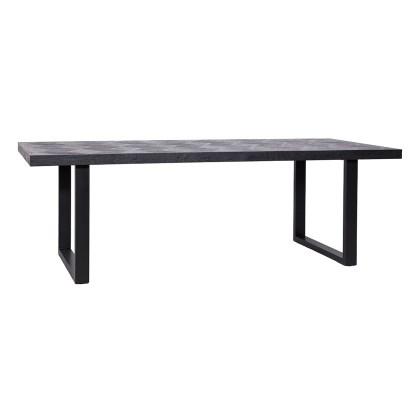 Eettafel Blax 230x100 (Zwart)