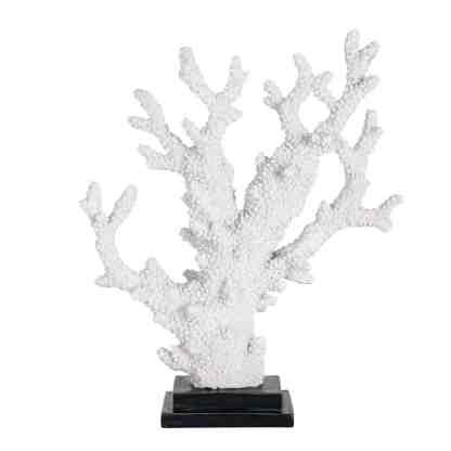 Faux koraall Adam (Wit)