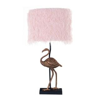 Tafellamp Faido (Roze)