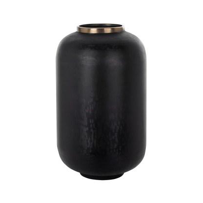 Vaas Densley groot (Zwart)