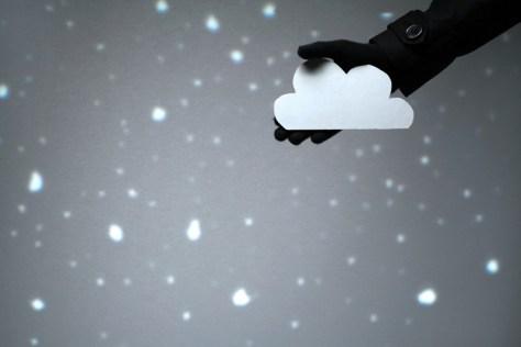 zo zien sneeuwbuien eruit... bij local weather