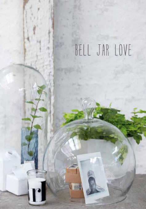 bell jar love via decor8