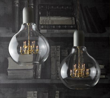 King Edison lamp van mineheartstore