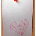 geometrisch hartje
