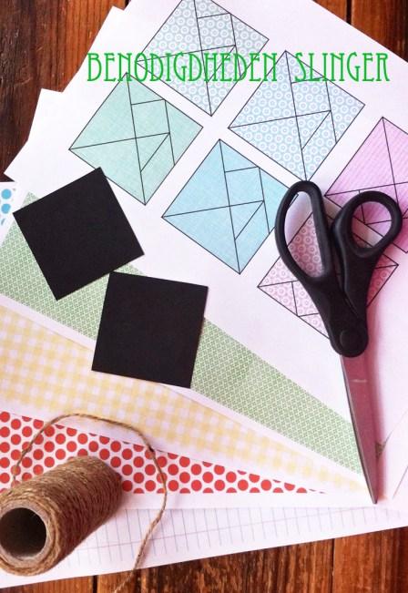 tangram slinger