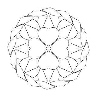 mandela templates via owhattangledwebs