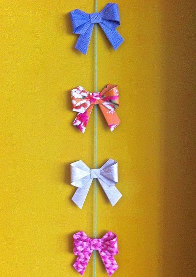 origami slinger