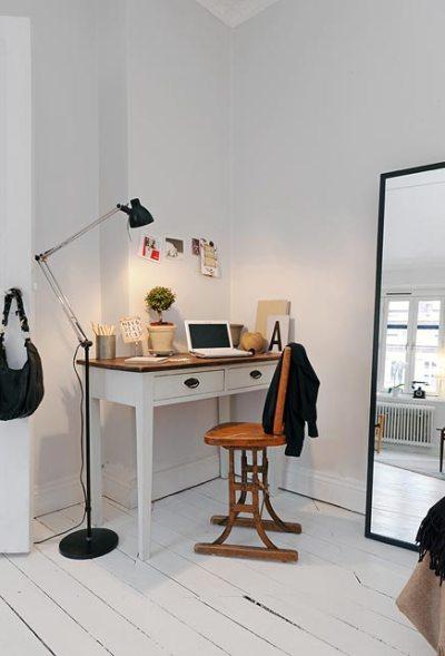 klein interieur