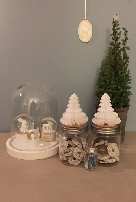 een mooie kerstpot zelfmaken