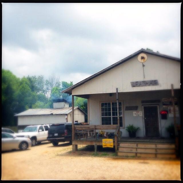 Leatha's Bar-B-Que Inn