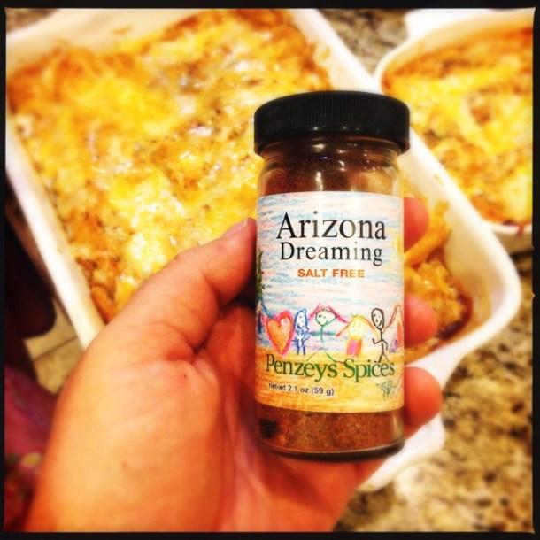 Penzeys Arizona Dreaming