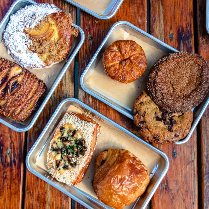 Sweet Things Abound at Austin's Sour Duck Market