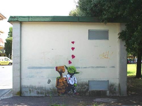 E.T. och Yoda