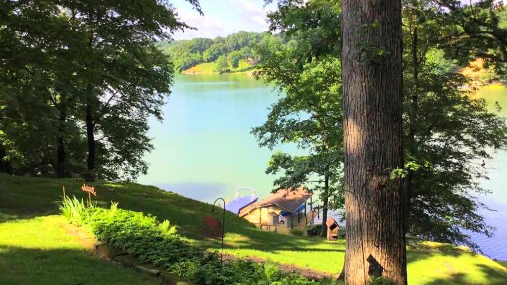 Lake Buckhorn in Holmes County