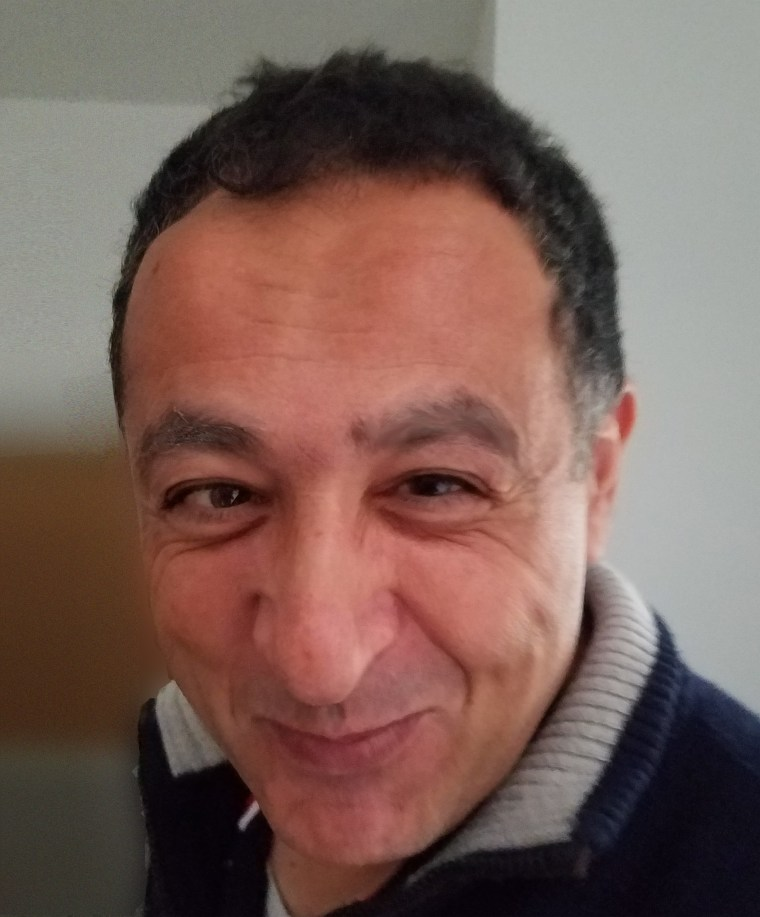 Photo visage de Kamel Sarbaji